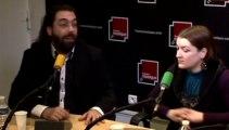 Isabelle Druet et Christophe Grapperon -  La matinale