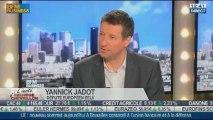 Yannick Jadot, député européen EELV, dans L'Invité de BFM Business - 19/12