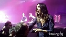 "Zazie ""Chanson d'amour"" - Zénith de Dijon - Concert Evergig Live - Son HD"