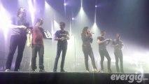 "Zazie ""J'envoie valser"" - Zenith d'Auvergne, Clermont Ferrand - Concert Evergig Live - Son HD"