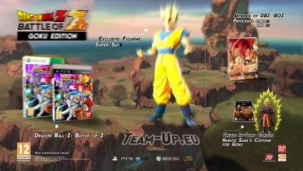Goku Edition de Dragon Ball Z: Battle of Z