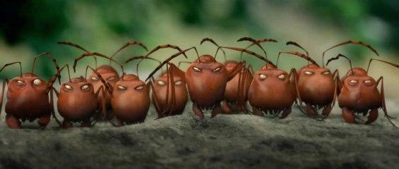 MINUSCULE La Vallée des fourmis Perdues Bande Annonce (2014)