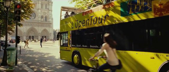 GIRL ON A BICYCLE Trailer [Romantic Comedy - 2014]