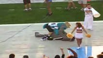 Les plus grosses bastons dans le sport... même les mascottes s'y mettent !!