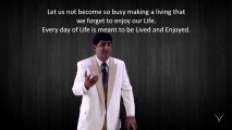 ▶ Life in just a minute RVM 111 Don't just make money Enjoy Life!