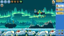 Angry Birds Friends Holiday Tournament 3 Week 84 Level 5 High Score 95k (No Power-ups) 23-12-2013