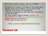 sap business objects bo online training in uk,canada,usa-magnific
