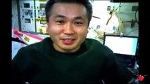 robot parlante sulla ISS