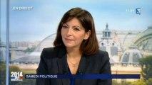 """""""Ma légitimité, je l'ai par mon travail,  ma relation aux autres et ma capacité à rassembler"""" Anne Hidalgo, invité de Samedi Politique sur France 3 Paris, samedi 14 décembre 2013"""