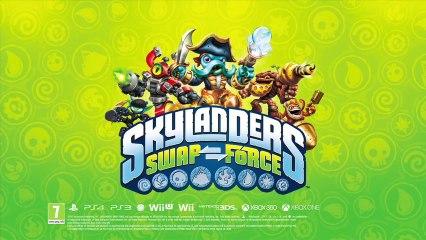 Le Show Mesmerelda de Skylanders : SWAP Force