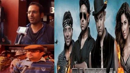 DHOOM 3 - PUBLIC REVIEW - Aamir Khan , Katrina Kaif - Film Rating