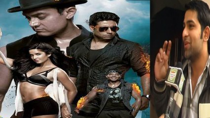 Dhoom 3 Public Review - Aamir Khan - Best Song