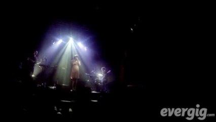 """Mélanie Pain """"Bruises"""" - Les 3 Baudets - Concert Evergig Live - Son HD"""
