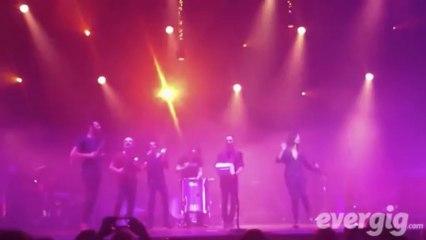 """Zazie """"Medley Brésilien (Temps plus vieux / Sur toi / Je suis un homme / Un point c'est toi)"""" - Zénith Paris La Villette - Concert Evergig Live - Son HD"""