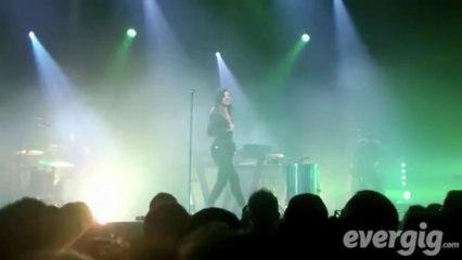 """Zazie """"Je suis un homme"""" - Zénith Paris La Villette - Concert Evergig Live - Son HD"""