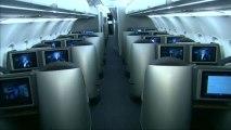 American Airlines unveils new luxury grade plane