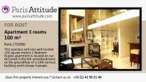 2 Bedroom Apartment for rent - Jardin du Luxembourg, Paris - Ref. 1474