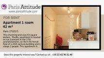 Studio Apartment for rent - Porte Maillot/Palais des Congrès, Paris - Ref. 8108