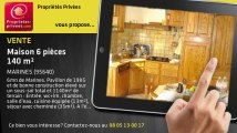 A vendre - maison - MARINES (95640) - 6 pièces - 140m²