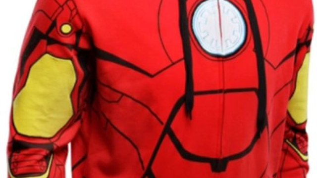 Iron Man Mikes