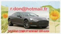 Aston Martin Rapide noir mat, Aston Martin Rapide noir mat, Aston Martin Rapide noir mat, Aston Martin Rapide Covering noir mat, Aston Martin Rapide peinture noir mat, Aston Martin Rapide noir mat