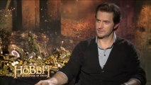 The Hobbit: The Desolation of Smaug - Cast Interviews - Part 2