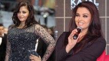 Aishwarya Rai Makes Fun Of Her Own Weight – MUST WATCH
