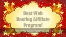 Best Web Hosting Affiliate Program 2014 - Top Wordpress Web Hosting referral Programs For Affiliate Marketers And Website Designers Review