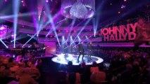 "Johnny Hallyday et patrick Bruel ""Que je t'aime"" - Johnny Hallyday, Le Grand Show 21/12/2013"