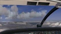 FSX Flight simulator : cet aéroport est-il vraiment homologué ?