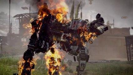 Official Ogre Titan Reveal Trailer de Tom Clancy's Splinter 3D