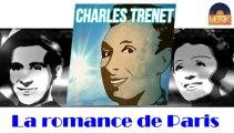 Charles Trenet - La romance de Paris (HD) Officiel Seniors Musik