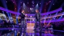 """Johnny Hallyday et Christophe Maé """" 20 ans """" - Johnny Hallyday, Le Grand Show 21/12/2013"""
