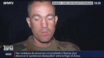 7 jours BFM: Bangui, avec les soldats - 21/12