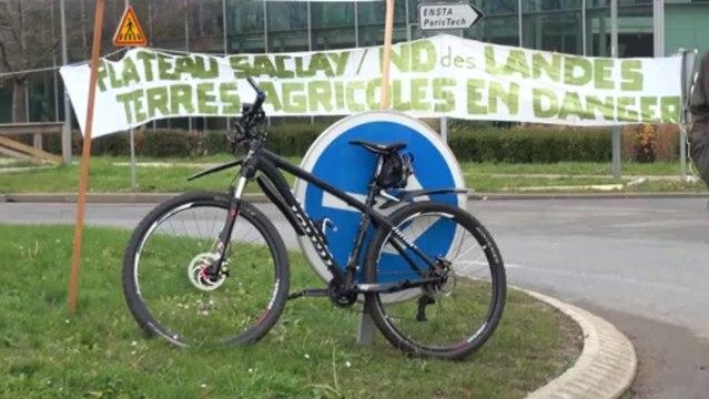 Venez défendre les terres agricoles du Plateau de Saclay !