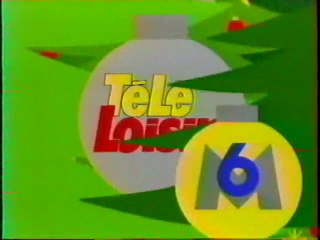 Bande Annonce Jeux Noél M6 Télé-Loisirs Décembre 1993 M6