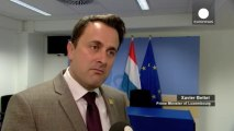 """ευθέως"""" ή αιχμή τής πένας   Ο νέος πρωθυπουργός του Λουξεμβούργου αποκλειστικά στο euronews - euronews, news +"""