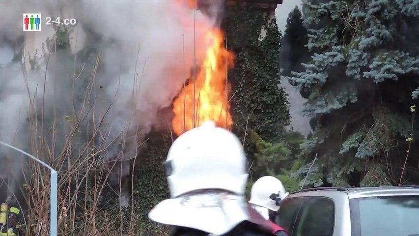 Fire #21 zur Brandserie Hainburg