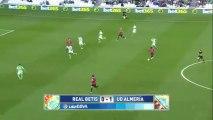 Betis 0 Almería 1