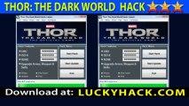 Thor The Dark World Cheat for 99999999 URU - No jailbreak New Release Thor The Dark World URU Cheat