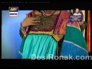 Quddusi Sahab Ki Bewah - Episode 129 - December 22, 2013 - Part 3