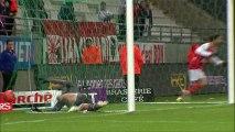 But Eliran ATAR (73ème) - Stade de Reims - AC Ajaccio - (4-1) - 21/12/13 (SdR - ACA)