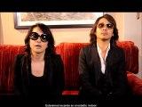 L'Arc~en~Ciel - Hyde & Ken  Saludos a Singapure sub español.