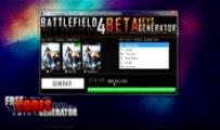 Battlefield 4 BETA Keys Generator FREE Codes [2013]