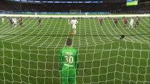 But Salomon KALOU (53ème pen) - Paris Saint-Germain - LOSC Lille - (2-2) - 22/12/13 (PSG - LOSC)