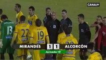 Liga Adelante  Mirandés 1 Alcorcón 1
