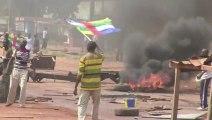Violentes manifestations anti-françaises en Centrafrique
