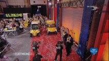 Les Postiers au Téléthon 2013 sur France Télévision / Groupe La Poste - Tous formidables - Tous solidaires