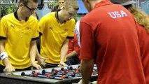 Coupe du monde de baby-foot à Nantes