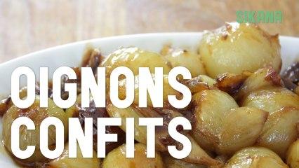 Comment faire des oignons confits facilement ?